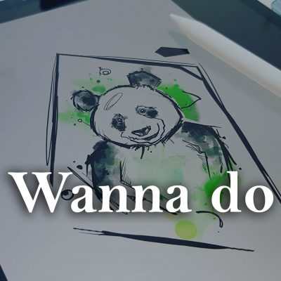 Wanna do /verfügbares Design